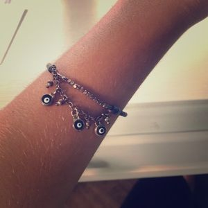 Evil eye 🧿 rope bracelet